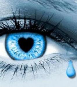 oeil coeur