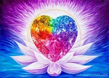 Méditation de rayonnement d'amour sacré. | Que le meilleur soit