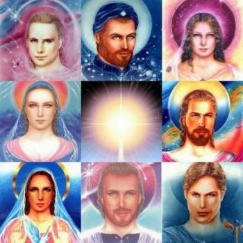 Les Maitres des 7 Rayons Sacrés