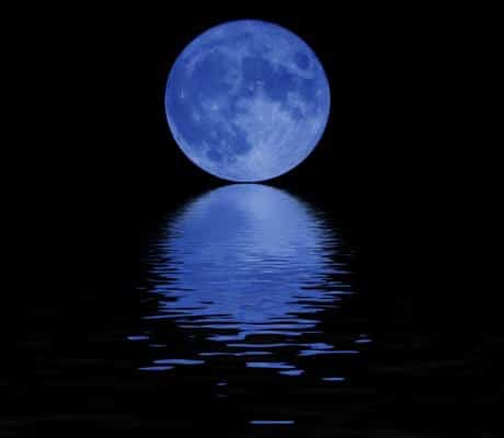 Lune bleue ou blue moon m ditation pour la paix for 2015 jardin lune